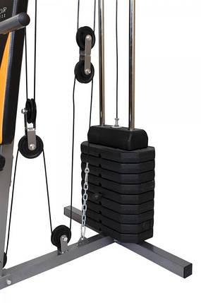 Силовой тренажер Atlas Sport 45кг, многофункциональный , фото 2
