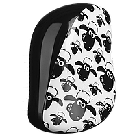 Расческа Tangle Teezer Compact Styler Shaun the Sheep с рисунком баранчика