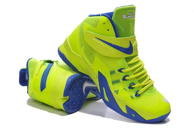 Баскетбольные кроссовки Nike Zoom Soldier 8