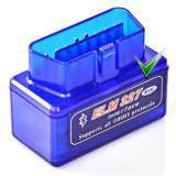 Диагностический сканер ELM327 OBD2 II Bluetooth