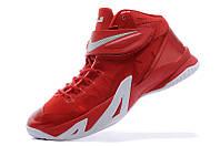 Баскетбольные кроссовки Nike Zoom Soldier 8 red