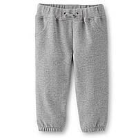 """Детские штаны терри серые """"Carters"""""""