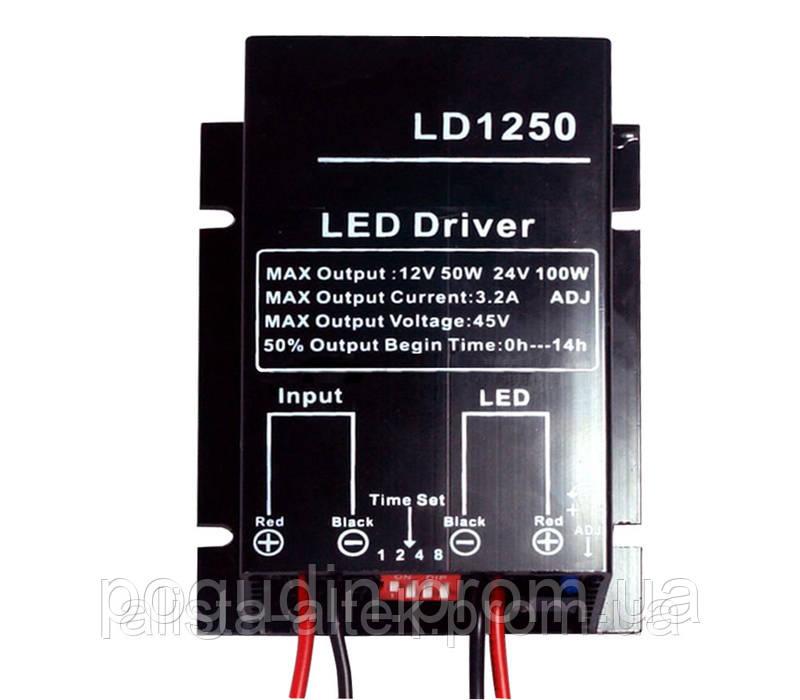 LD1250 Драйвер для светодиодных светильников