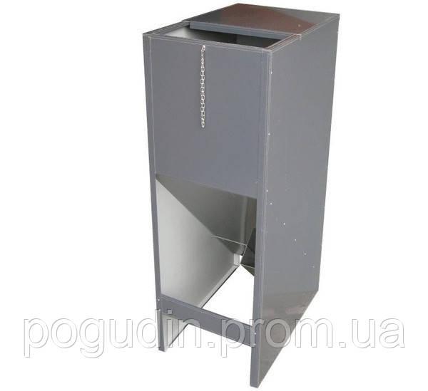 Бункер для пелети - 1м3
