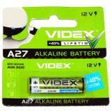 Батарейка VIDEX A27 ALKALINE