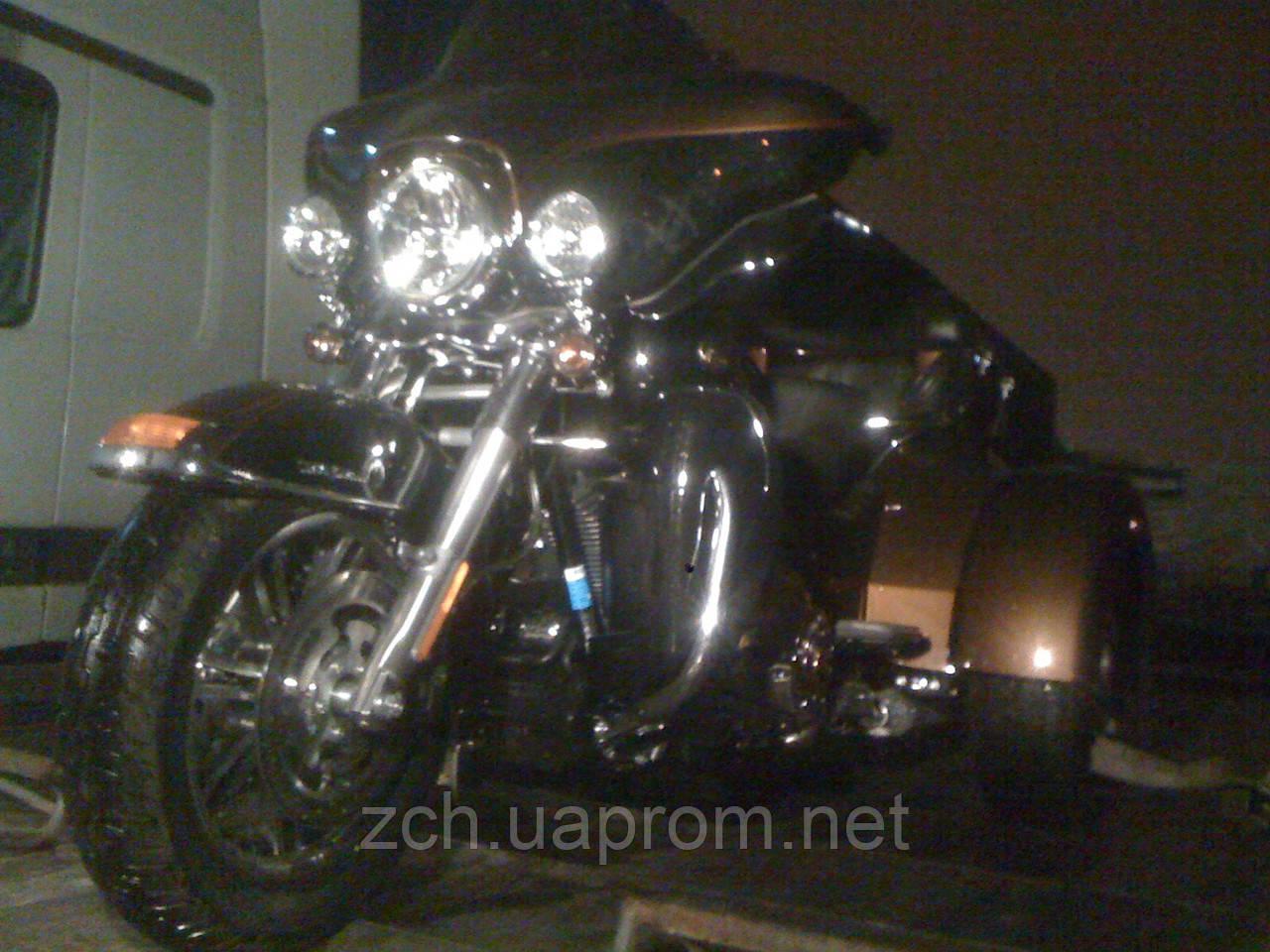 Перевозка мотоциклов, квадроциклов