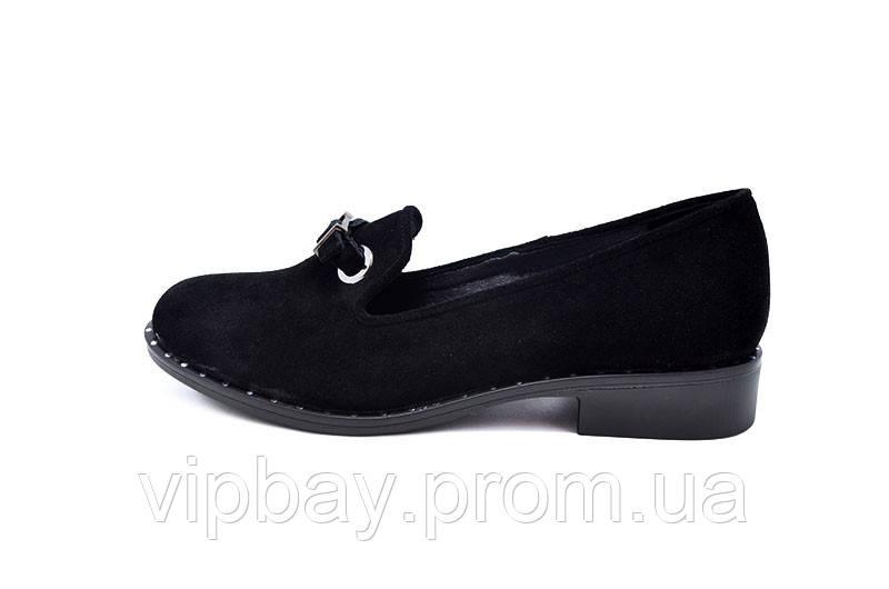 46146080 Купить сейчас - Туфли кожаные Vikttorio Mіlana 11 GQ Black: 1 065 ...