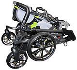 HOGGI BINGO Evolution XL Size 2 Stroller - Коляска инвалидная для детей с ДЦП, фото 3