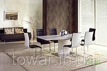 Обідній стіл Halmar Marcello 180x90x76 см Білий