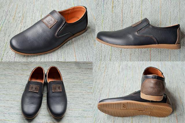 Подростковые туфли без шнурков фото