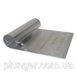 Шпатель кондитерський металевий середній 10 см