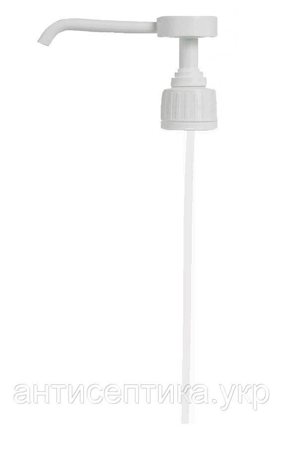 Дозатор насос для антисептика: аниосраб, аниосгель, аниосейф