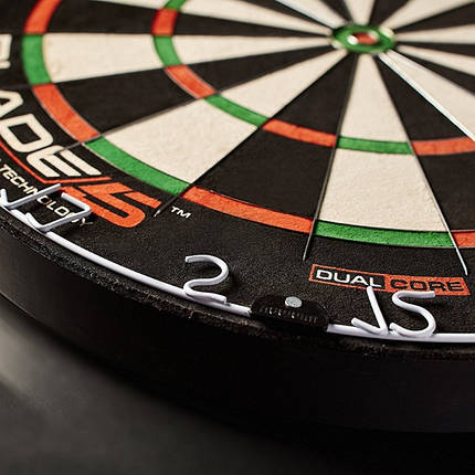 Дартс профи Dual Core Winmau, фото 2