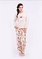 Пижама женская теплая зимняя Dobranocka Doctor Nap DN 6077