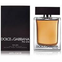 Dolce & Gabbana The One For Men (Дольче Габбана Зе Ван Фо Мен), мужская туалетная вода, 100 мл