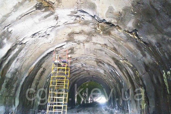Гидроизоляция тунелей