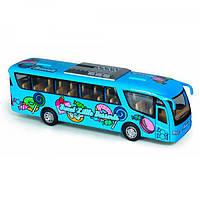 Детский автобус KS 7103 W инерционный