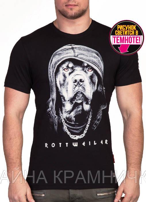 "Футболка ""Rottweiler"" рр.52-56"