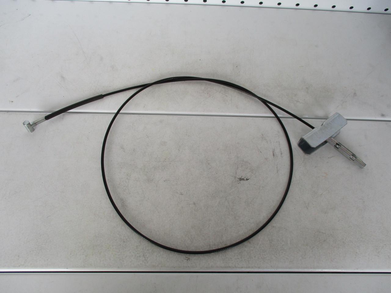 Трос ручного тормоза передний GOFLE 11.6802 OPEL VIVARO