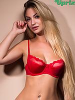 Бюстгальтер Diorella 1070C - красный(опт), фото 1