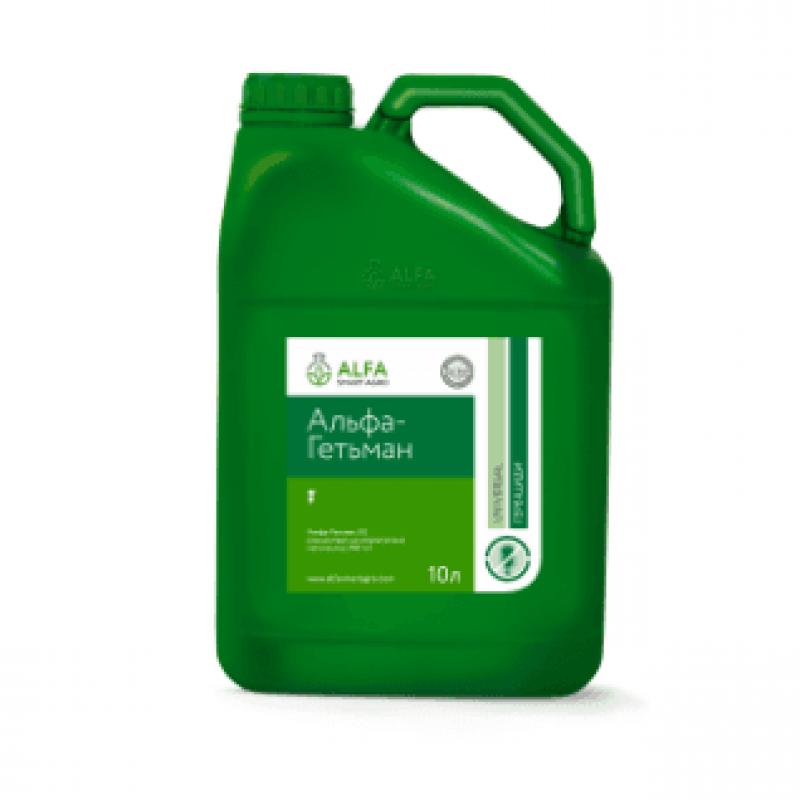 Гербицид Альфа-Гетьман ALFA Smart Agro - 10 л