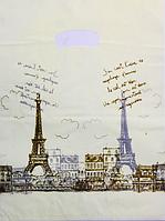 Пакет поліетиленовий Банан Париж 30 х40 см / уп-100шт