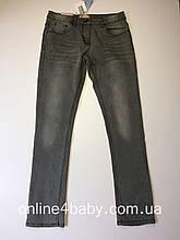 Стрейчевые джинсы Alive на девочку 13-14 лет, рост 164