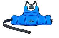 Защита корпуса (жилет) для единоборств ZELART 4221 (синий), фото 1