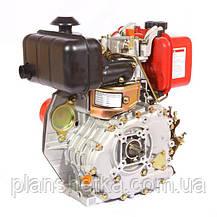 Двигатель дизельный Weima WM178F (вал шлицы) 6.0 л.с., фото 2