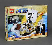 Конструктор Пираты 3 вида, в коробке. Детский конструктор для мальчиков