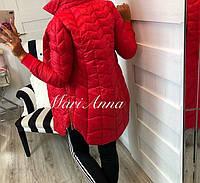 Женскую Осеннюю Куртку Найк Красную — Купить Недорого у Проверенных ... d428f0c1cca
