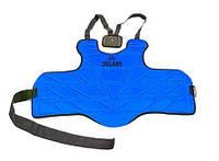 Защита корпуса (жилет) для единоборств детская ZELART 4222 (синий), фото 1
