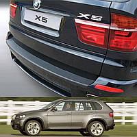 Накладка заднего бампера BMW E70 X5 2007-2013