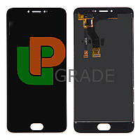 Дисплей для Meizu M3 Note (M681H) + тачскрин, черный, 30 pin