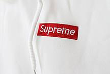 Худи Supreme White Style (ориг.бирка), фото 2