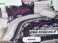 """Комплект постельного белья """"Тиротекс"""" - Кузина (2х – двуспальный размер)"""