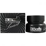 Крем для глаз с муцином черной улитки Farmstay Black snail all-in one Eye Cream, 50 мл, фото 3