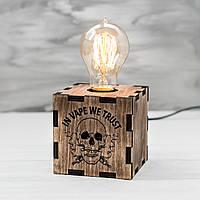 Светильник ручной работы, отличный подарок