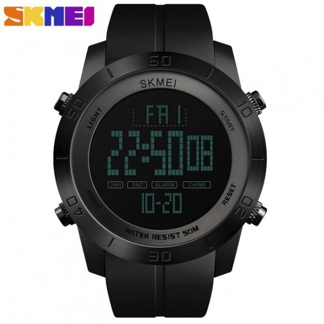 Мужские часы Skmei 1353 черные