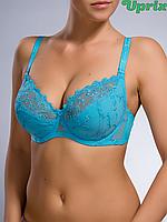 Бюстгальтер Diorella 36031D - голубой(опт), фото 1