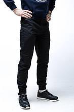 Брюки чиносы  мужские черные от бренда ТУР модель Бронсон (Bronson). Размер S, M, L, XL, XXL
