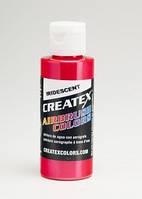 Краска для аэрографии Createx Colors - 5501 - Iridescent Red