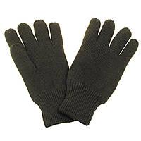 Зимние акриловые перчатки Thinsulate MFH, олива новые, фото 1