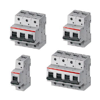 Автоматический выключатель ABB S801S D125 2CCS861001R0841