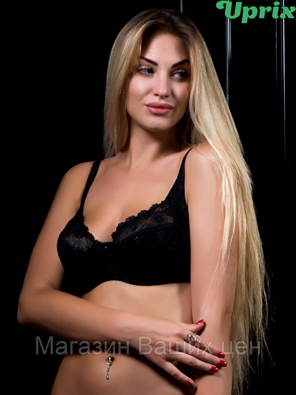 Бюстгальтер Diorella 38002D - чёрный(опт)