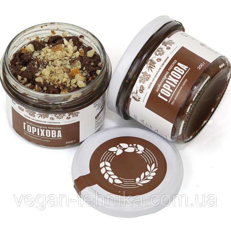 """Шоколадная паста """"Ореховая"""", 200 г"""