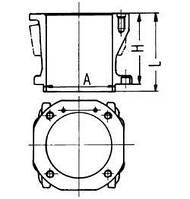 Гильза цилиндра MB OM401LA, OM402LA, OM441/A/LA, OM442/A/LA d=100,0,  BF 20040340010