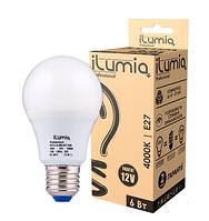 Низковольтная светодиодная лампа E27 6W 12V