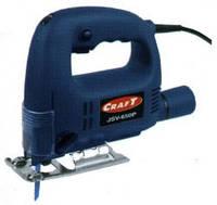 Электролобзик Craft JSV-650Р
