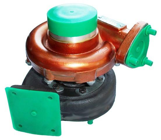 Турбокомпрессор ТКР 8,5С3 | ЧТЗ | Т-130 | Т-170 | Б-10 | Д-160 | Д-180